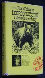 náhled knihy - Dobrodružství s aljašskými medvědy