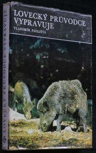 náhled knihy - Lovecký průvodce vypravuje
