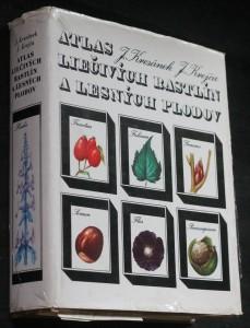 náhled knihy - Atlas liečivých rastlín a lesných plodov
