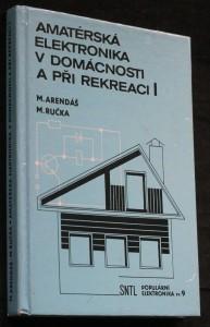 náhled knihy - Amatérská elektronika v domácnosti a při rekreaci I