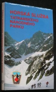 náhled knihy - Horská služba tatranského národného parku