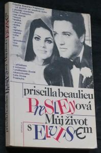 náhled knihy - Můj život s Elvisem