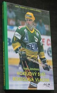 náhled knihy - Hokejový svět Rostislava Vlacha