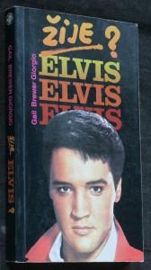 náhled knihy - Žije Elvis?