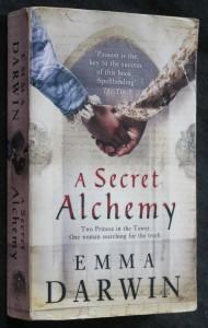 náhled knihy - A secret alchemy