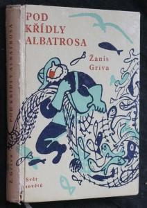 náhled knihy - Pod křídly albatrosa : reportáž ze souše i vody