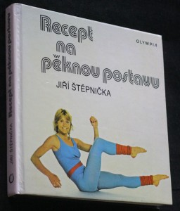 náhled knihy - Recept na pěknou postavu