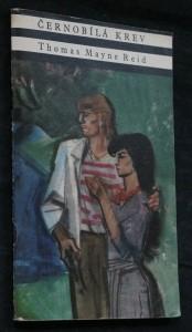 náhled knihy - Černobílá krev