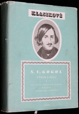 náhled knihy - Nikolaj Vasiljevič Gogol