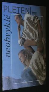náhled knihy - Neobvyklé pletení