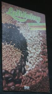 náhled knihy - Luštěniny : Druhy a pěstování - Jídla z jednoho hrnce - Hlavní jídla a moučníky