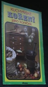 náhled knihy - Kuchyňské koření jako koníček