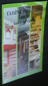 náhled knihy - Úložné prostory aneb Kam s tím vším?