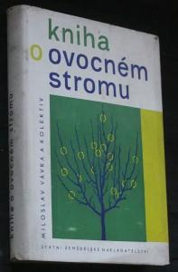 náhled knihy - Kniha o ovocném stromu