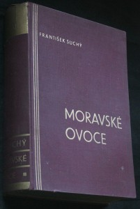 náhled knihy - Moravské ovoce : pojednání o ovocných odrůdách
