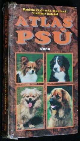 náhled knihy - Atlas psů