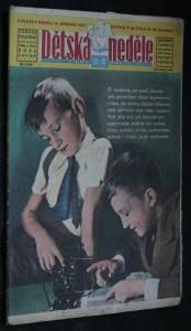 náhled knihy - Dětská neděle č. 29-30, roč. VI