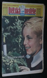 náhled knihy - Dětská neděle č. 17-18, roč. VI