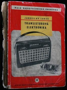 náhled knihy - Transistorová elektronika