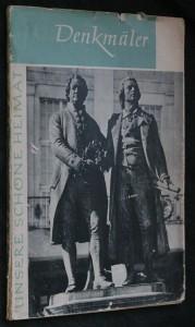 náhled knihy - Denkmäler