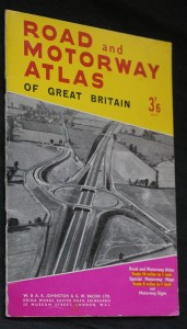 náhled knihy - Road and motorway atlas of Great Britain