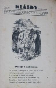 antikvární kniha Klásky č. 62, neuveden