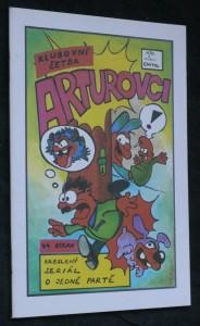 náhled knihy - Arturovci