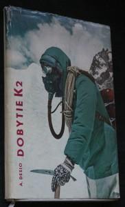 náhled knihy - Dobytie K2