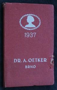 náhled knihy - Dr. A Oetker