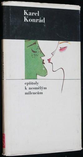 náhled knihy - Epištoly k nesmělým milencům