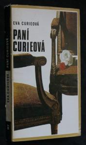 náhled knihy - Paní Curieová