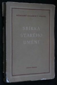 náhled knihy - Sbírka starého umění