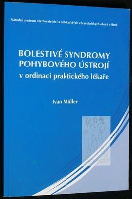 náhled knihy - Bolestivé syndromy pohybového ústrojí v ordinaci praktického lékaře