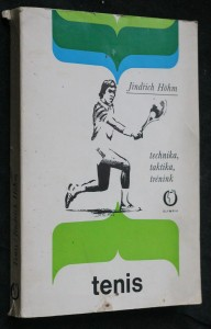 náhled knihy - Tenis : technika, taktika, trénink