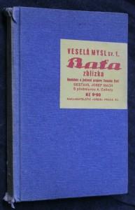 náhled knihy - Baťa zblízka : anekdoty a intimní projevy Tomáše Bati
