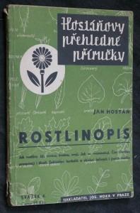 náhled knihy - Rostlinopis : Jak rostliny žijí, rostou, kvetou, zrají ...