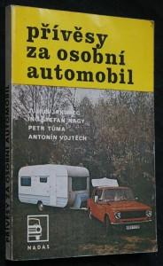 náhled knihy - Přívěsy za osobní automobil