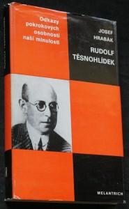 náhled knihy - Rudolf Těsnohlídek : [studie s ukázkami z díla]