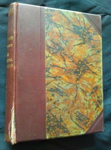 náhled knihy - Orlakovy ruce/ Láska brigantova (Ppl., 324 a 132 s.)