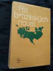 Pět brazilských novel (Ocpl, 334 s.)
