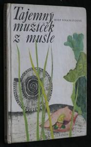 náhled knihy - Tajemný mužíček z mušle