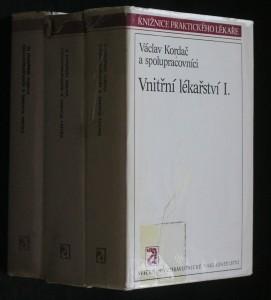 náhled knihy - Vnitřní lékařství 1.-3. díl