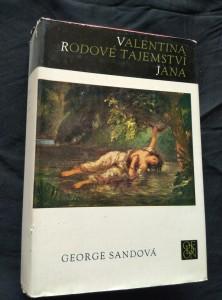 náhled knihy - Valentina/ Rodové tajemství/ Jana (Ocpl., 736 s.)