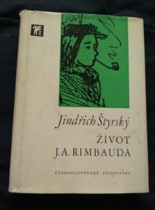 náhled knihy - Život J. A. Rimbauda (Ocpl., 248 s.)