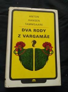 náhled knihy - Dva rody z Varagamae
