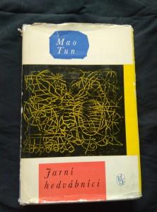 náhled knihy - Jarní hedvábníci