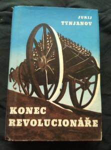 náhled knihy - Konec revolucionáře - 1825 (Oppl, 356 s.)