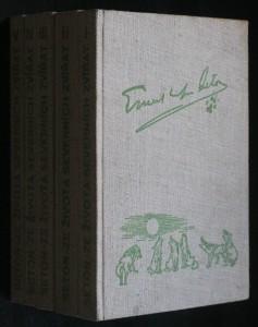 náhled knihy - Ze života severních zvířat = (Life histories of northern animals)  1.-5. díl