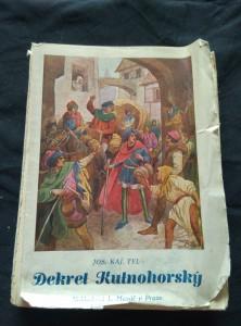 náhled knihy - Dekret kutnohorský (brož.)