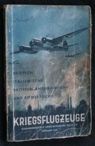 náhled knihy - Kriegsflugzeuge. Ansprache, erkennen, bewaffnung usw.